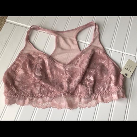 e05c10194ba Ava & Viv Intimates & Sleepwear | Nwt Ava Viv 40 Ddd Bralette | Poshmark